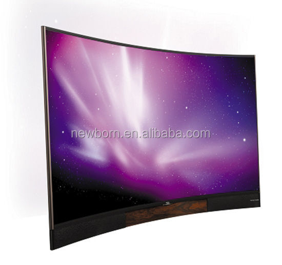"UHD 4K CURVED LED <strong>TV</strong> 49"" 3D SMART FRAMELESS FULL ANGLE"