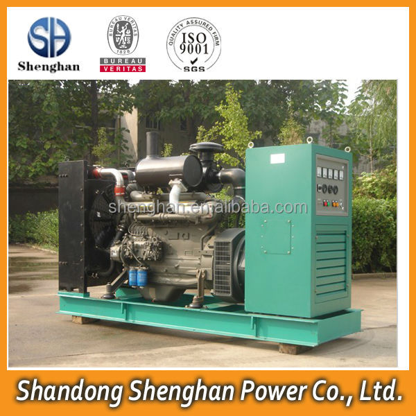 High Quality 60kva Diesel Generator Fuel Consumption