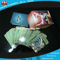 2015 GZ YBJ Playing card China supply cheap fashion wholesale custom playing cards for sale