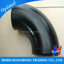 carbon steel long radius 60 degree elbow pipe fittting