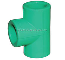 high quality TEE PPR fittings for ppr pipe