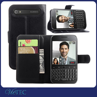 Multi function flip phone case cover for blackberry classic