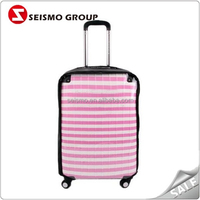 transparent luggage cover luggage travel land