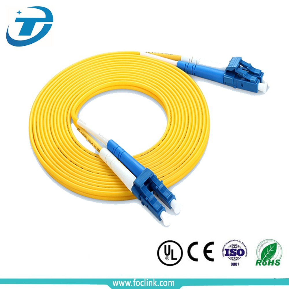 lc pc sm dx patch cord 5