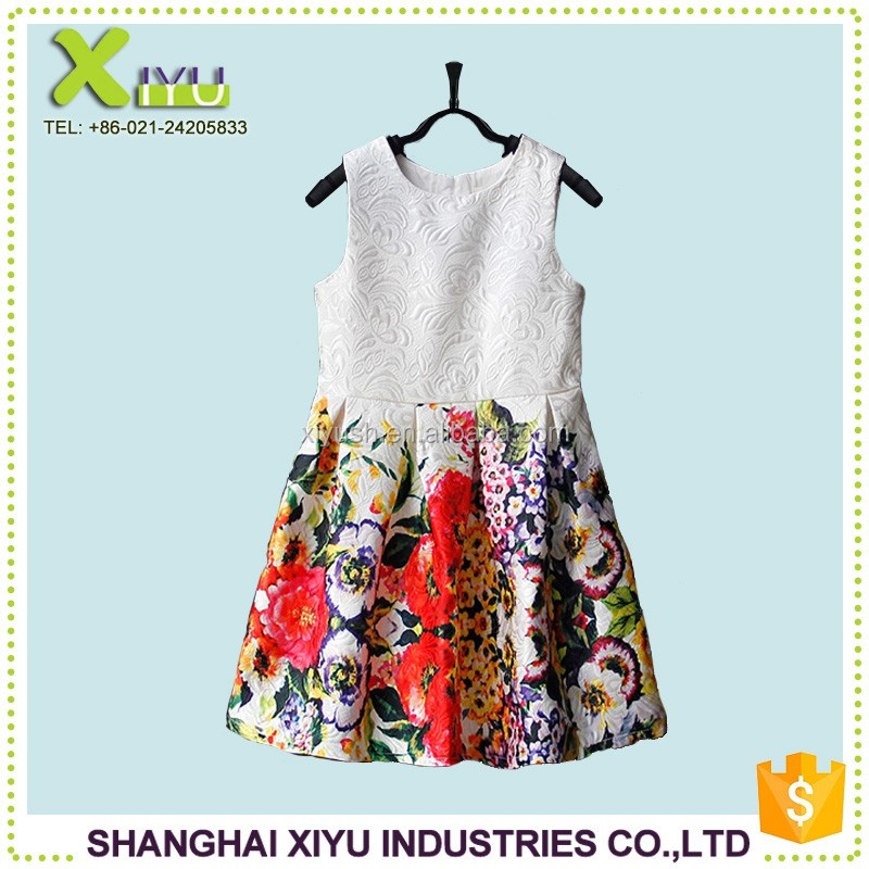 manufacturer Various Sizes casual frocks for teenagers