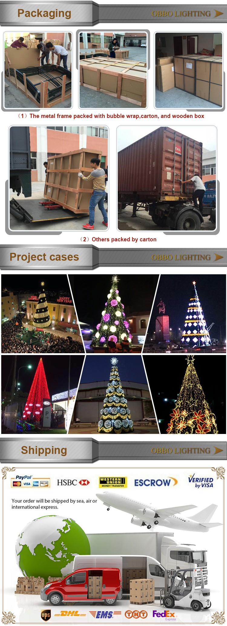 christmas led outdoors use giant christmas tree