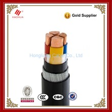 NO.3517- 600V Underground XLPE 4 Core Armoured 16mm2 50mm2 120mm2 240mm2 Power Cable