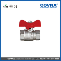 Female copper ball valve gas ball valve stainless steel mini ball valve drawing