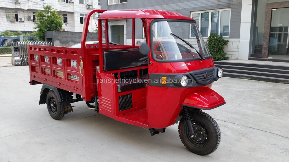 Powerful enclosed 3 wheel motorcycle for sale