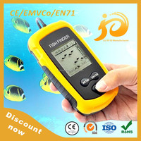 Discount now eagle portable fish finder with black and white / color LCD display