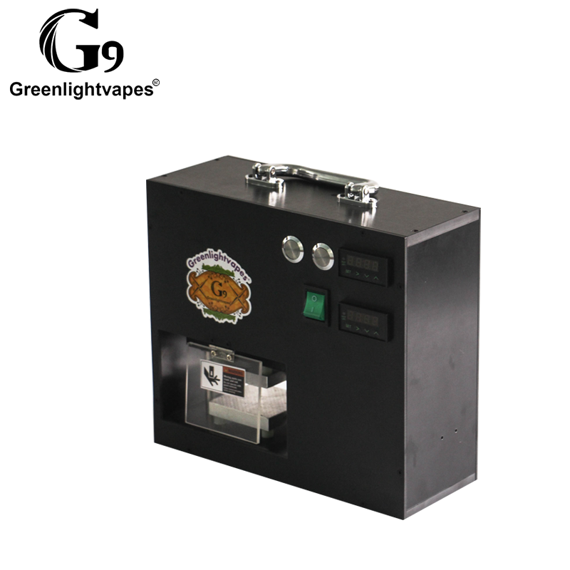Rosin press commercial high quality heat rosin press by greenlightvapes