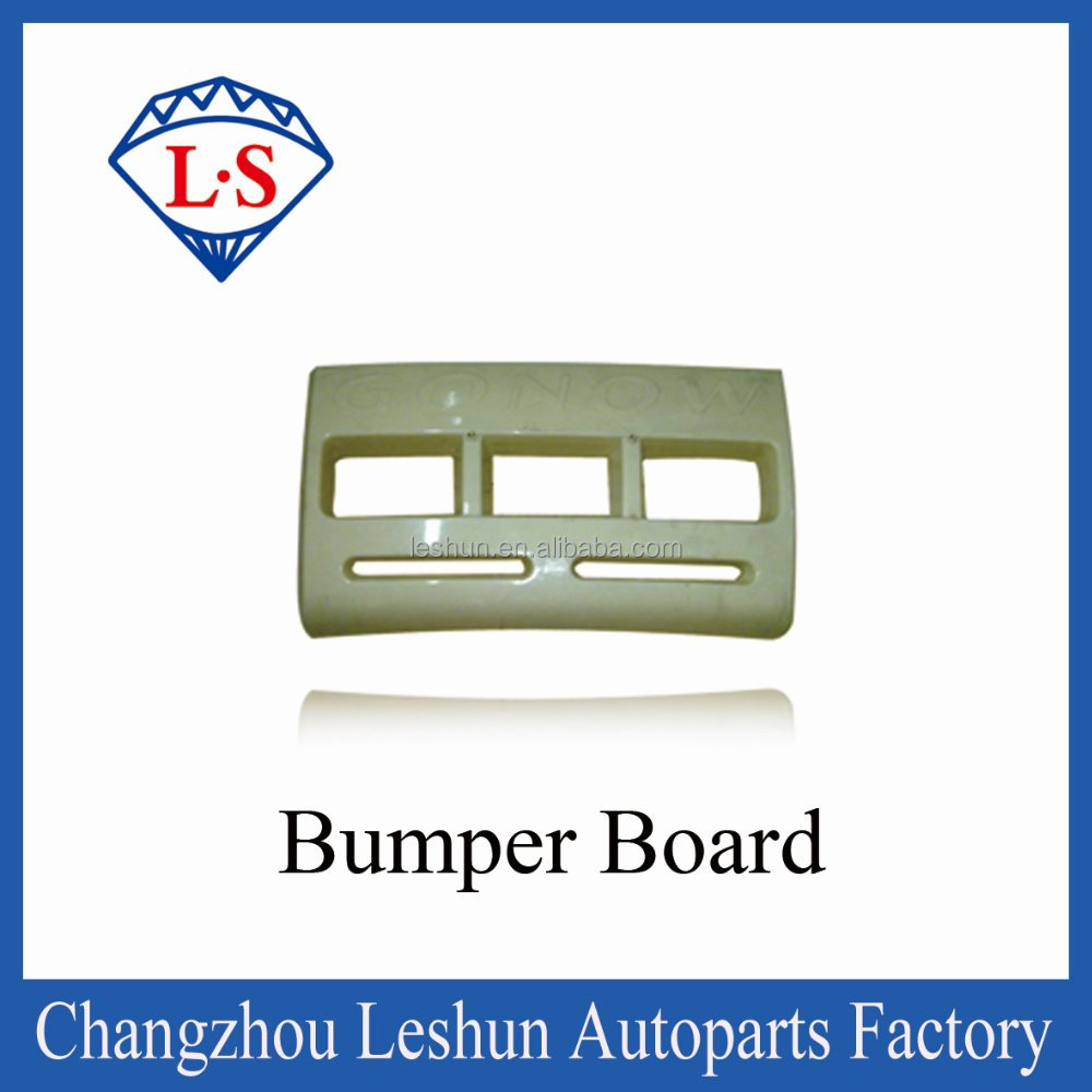 Factory Supply Bumper Guard body kit for Gonow Troy 300