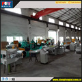 Stainless steel strap slitting production line