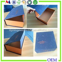 2015 custom new idea paper gift tea box supplier & manufacture for OEM service