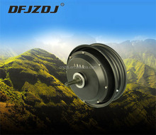 DM-260 electric bike wheel