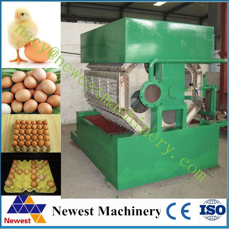 paper egg holder making machine/plastic egg tray making machine/making machine egg tray carton