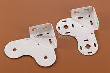 Blind components double roller blind brackets fixed clutch