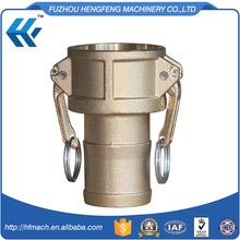 High quality quick camlock type c, brass hose camlock connection coupling manufacturer