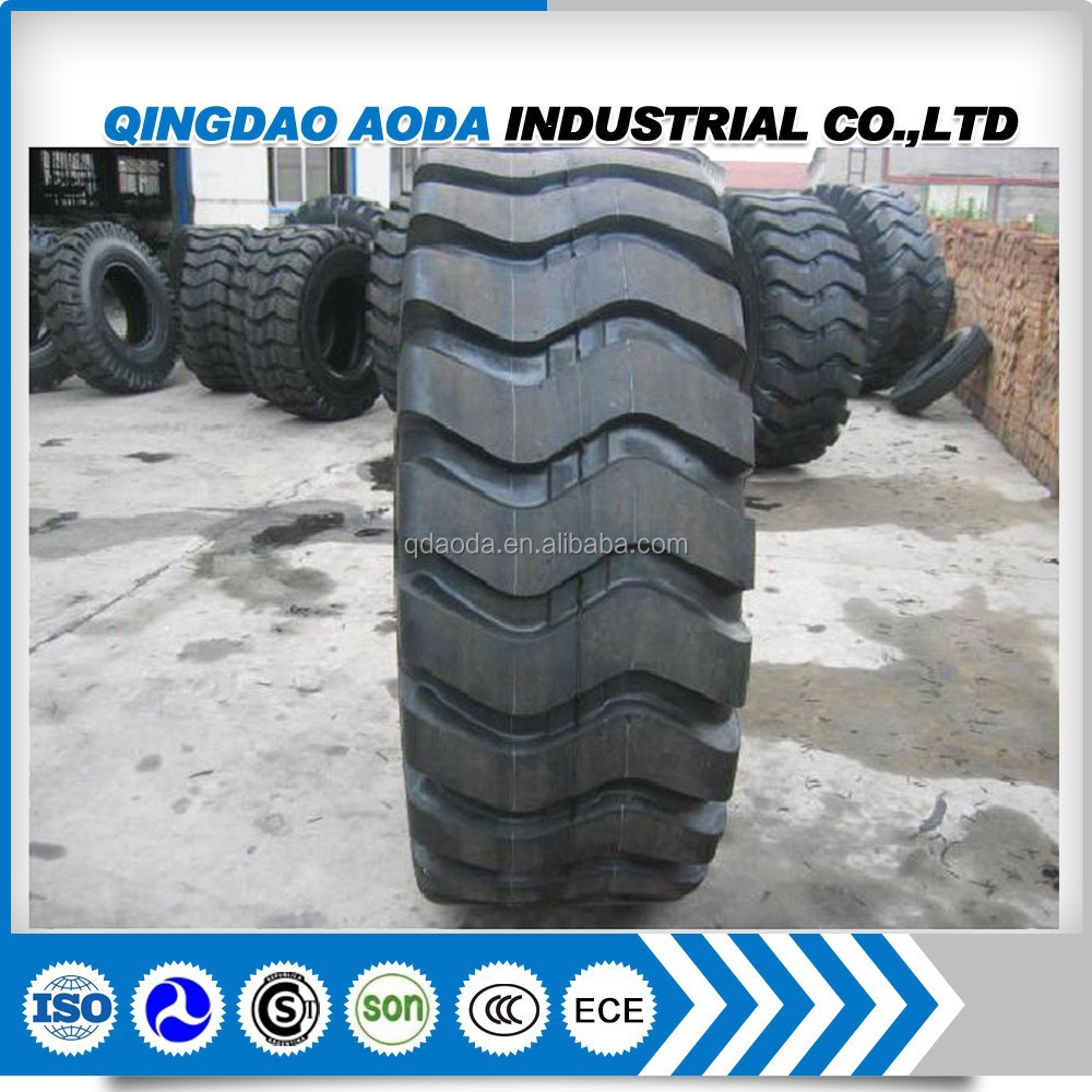 14.00-25 China best bias otr tire tyre protection chain