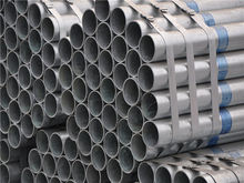 Free sample hot dip galvanized steel pipe properties
