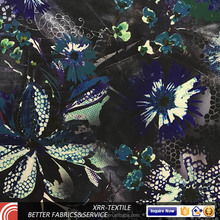 top class chiffon fabric sequin embroidery design