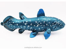 Special Cute Cartoon 3D Plastic Figures Plastic Fish Model