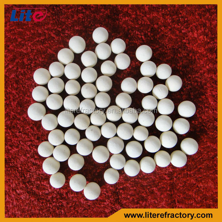 used in regenerative ball for mill furnace ,cracking furnace,soaking furnace