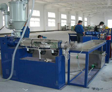 Machine for Air ventilation PVC PU PP PE EVA flexible hose duct pipe machinery extruding machine line