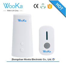 Wireless commercial apartment electric smart wifi door calling ring bell switch wireless chime