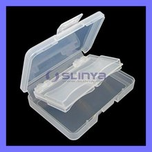 SD Card Case Packaging Case Plastic Storage Box