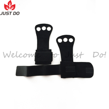 Crossfit High Quality Leather 3 Hole Hand Gymnastics Grips