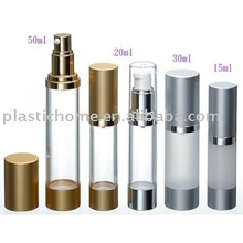 15ml 30ml 50ml 100ml airless bottle(professional factory over 17 years)
