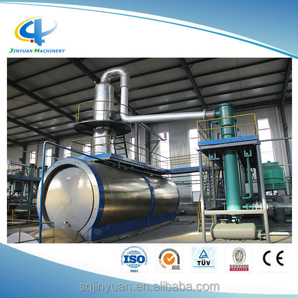 Hot Selling Tire Oil Recycling Waste Lubricants Engine Oil Recycle Machine