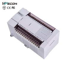 WECON 40 I/O smart home plc with RS485 extension module for hmi