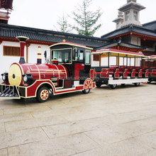 Trackless Tourism Train for sale