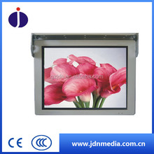 19inch 22Inch Andriod Wireless Wifi 3G Bus Digital Signage, Bus Coach Lcd/led Monitor For Bus