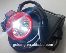 Wireless LED Mining cap lamp,Head Lamp for Miners, Outdoors, Hunting and Camping