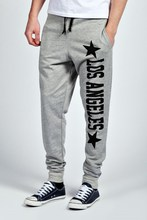 Polyester Sweat Pants Men/Custom Jogger Pants /Quick Dry Pants