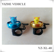 Animal bike bell/Cartoon Sheep bicycle bell for kids