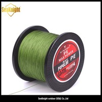 Carbon Coated Fishing Line Fast Sinking Braided Line