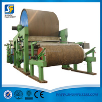 High quality Low price Paper making machinery used for life paper