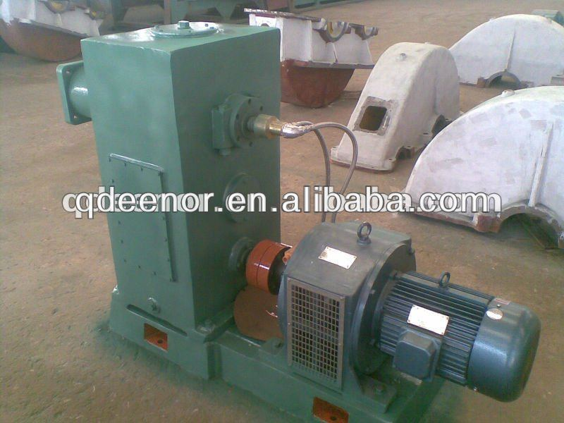 General Hot Feed Extruded Rubber Thread Machine
