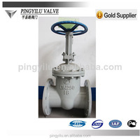 type carbon steel rising stem gate valve caps made in china