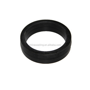 National nonskeleton temperature resistance large size small size frameless oil seal