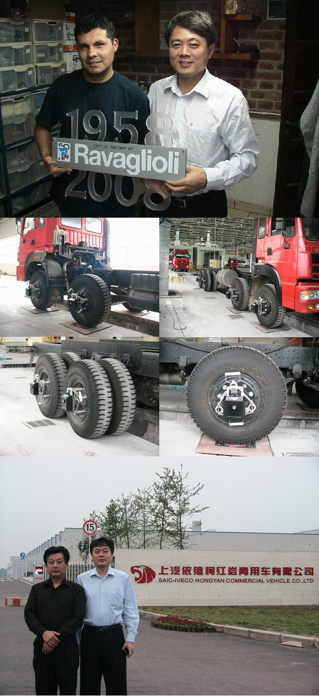 price of truck wheel alignment machine/balancing machine with CE(ML-TAR-II)