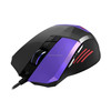 6 Buttons 3color led changable DPI Adjustable Optical USB Wired Mouse Gamer Professional