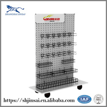 Chinese Supplier Furniture Stores Pegboard Display Rack