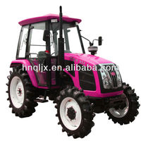 Medium horsepower 85hp 4wd QLN854 farm tractor in hot sale!!!