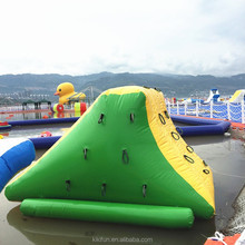 2017Giant Water Park Inflatable Project Games Used Water Park Equipment Price Kids And Adults Play Water Park Equipment For Sale