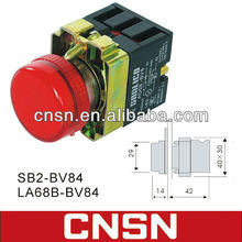 Led push button switch SB2-BV84 LAY5-BV84 220V 250V